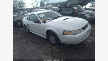 2000 Ford Mustang Coupe for sale 101444818