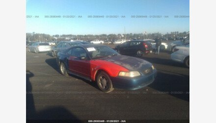 2000 Ford Mustang Coupe for sale 101454923