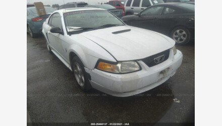 2000 Ford Mustang Coupe for sale 101455894