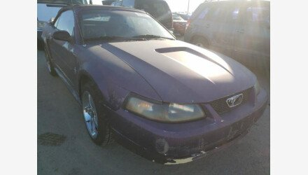 2000 Ford Mustang Convertible for sale 101458942