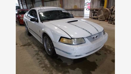 2000 Ford Mustang Coupe for sale 101462494