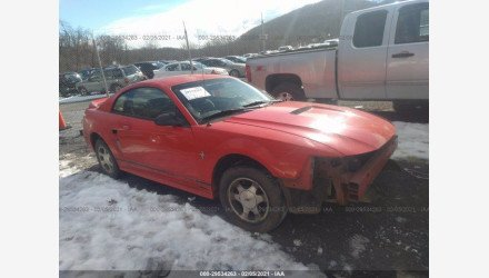 2000 Ford Mustang Coupe for sale 101465125