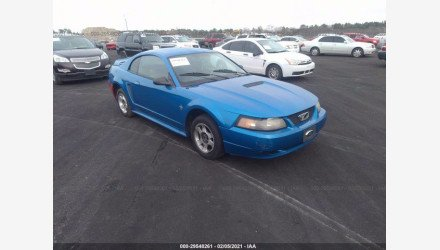 2000 Ford Mustang Coupe for sale 101465134
