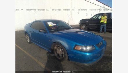 2000 Ford Mustang GT Coupe for sale 101480339