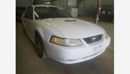 2000 Ford Mustang Coupe for sale 101485708