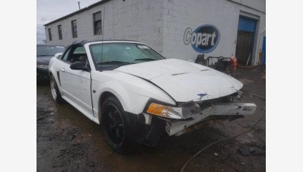 2000 Ford Mustang GT Convertible for sale 101485787