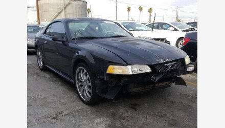 2000 Ford Mustang Coupe for sale 101486310