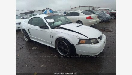 2000 Ford Mustang Coupe for sale 101489163
