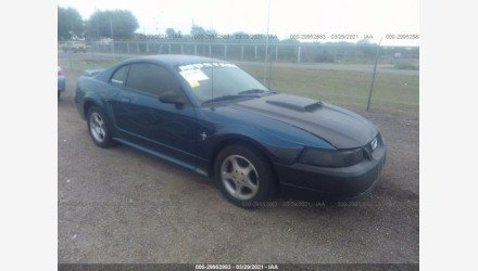 2000 Ford Mustang Coupe for sale 101491911