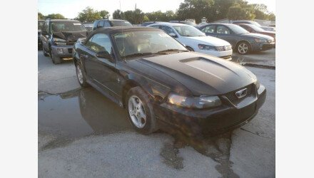 2000 Ford Mustang Convertible for sale 101493235
