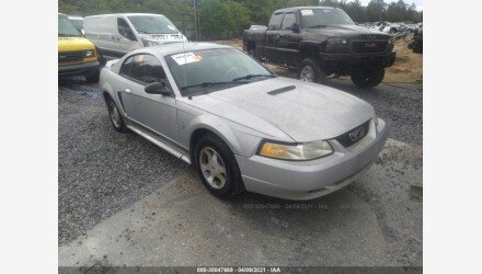 2000 Ford Mustang Coupe for sale 101495133