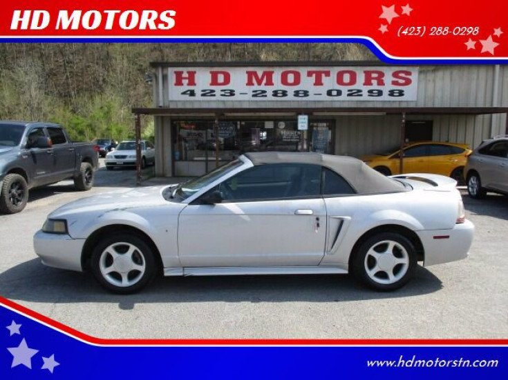 2000 Ford Mustang for sale 101531977