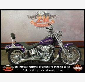 2000 Harley-Davidson Softail for sale 200922282