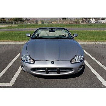 2000 Jaguar XK8 Convertible for sale 101108505