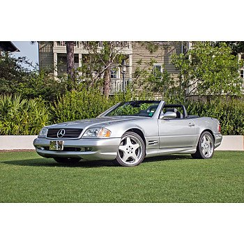 2000 Mercedes-Benz SL500 for sale 101269201