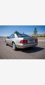 2000 Mercedes-Benz SL500 for sale 101199058