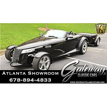 2000 Plymouth Prowler for sale 101100260