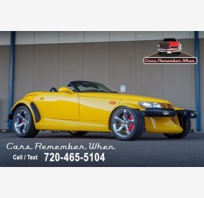 2000 Plymouth Prowler for sale 101419658