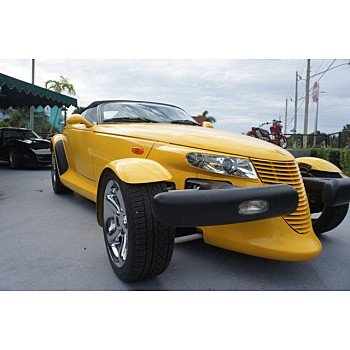 2000 Plymouth Prowler for sale 101423848