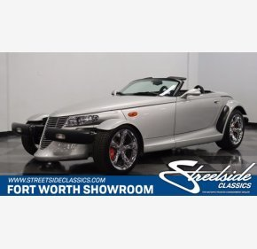 2000 Plymouth Prowler for sale 101482250