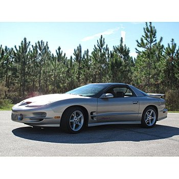 2000 Pontiac Firebird Coupe for sale 101064922