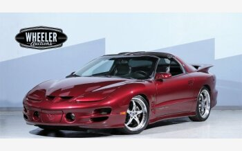 2000 Pontiac Firebird for sale 101077514