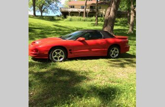 2000 Pontiac Firebird Trans Am Convertible for sale 100774329