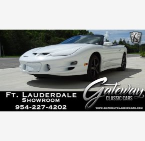2000 Pontiac Firebird Trans Am for sale 101175818