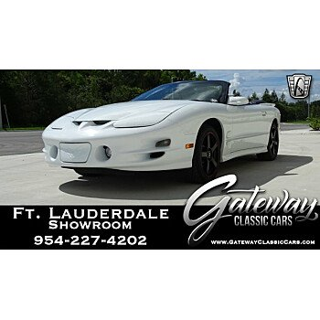 2000 Pontiac Firebird Trans Am Convertible for sale 101175818