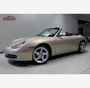 2000 Porsche 911 Cabriolet for sale 101018131