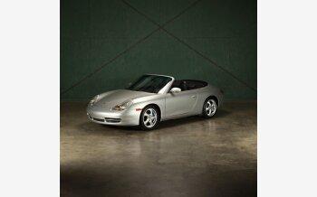 2000 Porsche 911 Cabriolet for sale 101467588