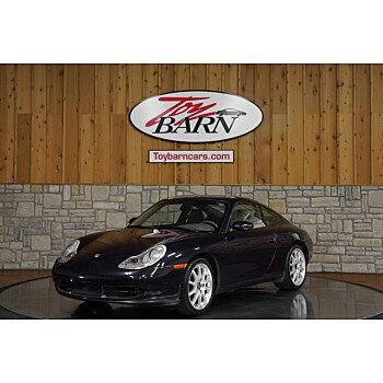 2000 Porsche 911 Coupe for sale 101518108