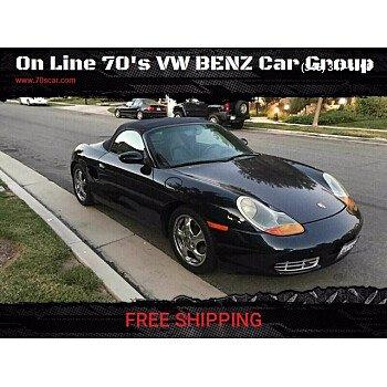 2000 Porsche Boxster for sale 101195447
