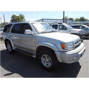 2000 Toyota 4Runner for sale 101492842