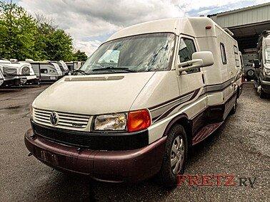 2000 Volkswagen Eurovan for sale 101344387