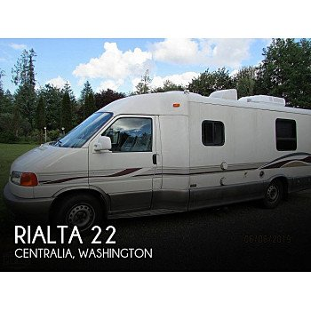 2000 Winnebago Rialta for sale 300196099