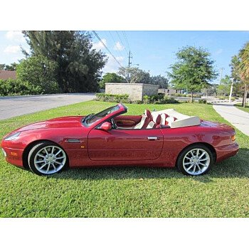 2001 Aston Martin DB7 Vantage Volante for sale 100870723