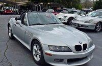 2001 BMW Z3 2.5i Roadster for sale 101002701