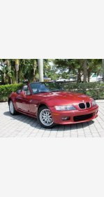 2001 BMW Z3 2.5i Roadster for sale 101123782