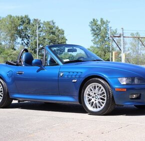2001 BMW Z3 3.0i Roadster for sale 101393784