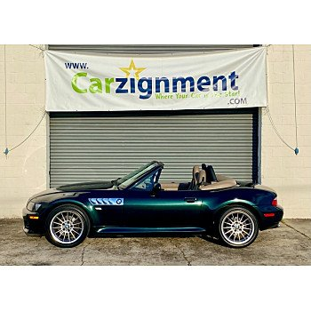 2001 BMW Z3 3.0i Roadster for sale 101418936