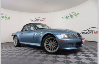 2001 BMW Z3 for sale 101513504