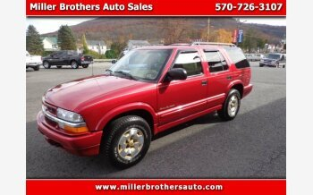 2001 Chevrolet Blazer 4WD 4-Door for sale 101064560