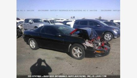 2001 Chevrolet Camaro Coupe for sale 101015192