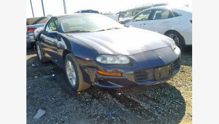 2001 Chevrolet Camaro Coupe for sale 101104916