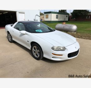 2001 Chevrolet Camaro Coupe for sale 101211742