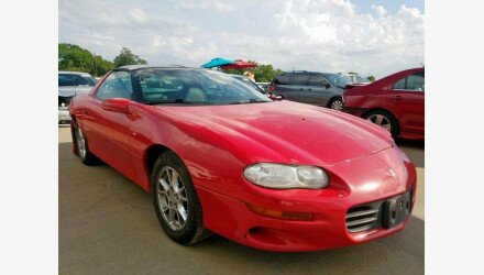 2001 Chevrolet Camaro Coupe for sale 101220642