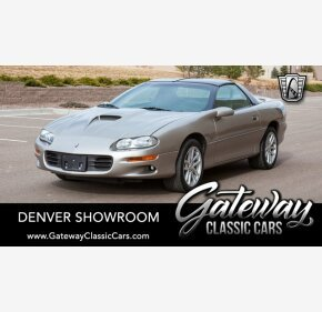 2001 Chevrolet Camaro SS for sale 101240196