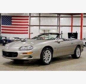 2001 Chevrolet Camaro Z28 Convertible for sale 101257062