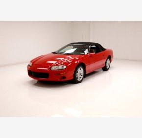 2001 Chevrolet Camaro Convertible for sale 101426393